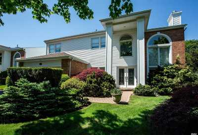 Commack Condo/Townhouse For Sale: 146 Country Club Dr