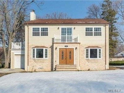 Great Neck Single Family Home For Sale: 23 Dale Carnegie Ct