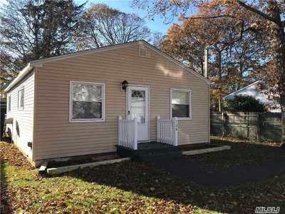 Lake Ronkonkoma Single Family Home For Sale: 134 Church St