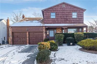 Bellmore Single Family Home For Sale: 2590 Glenn Dr