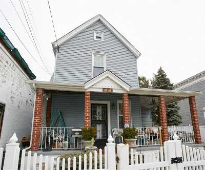 Woodhaven Single Family Home For Sale: 88-11 77th St