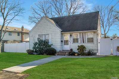 Deer Park Single Family Home For Sale: 356 Old Country Rd