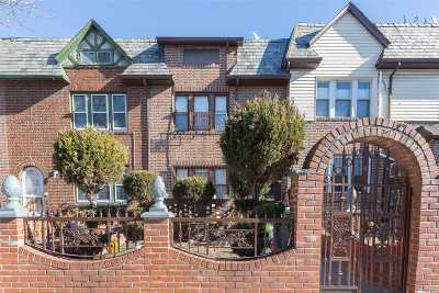 Jackson Heights Single Family Home For Sale: 31-17 78 St