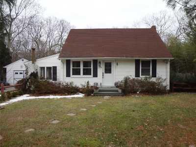 Hampton Bays Single Family Home For Sale: 3 Holmes Ln
