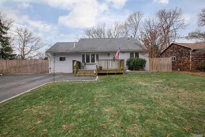 Pt.jefferson Sta Single Family Home For Sale: 33 Champlain St