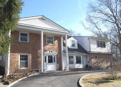 Pt.jefferson Sta Single Family Home For Sale: 83 Nostrand Ave