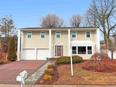 Syosset Single Family Home For Sale: 5 Fams Ct