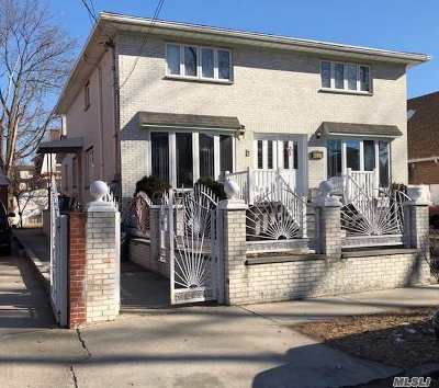 Queens County Multi Family Home For Sale: 40-37 194th St