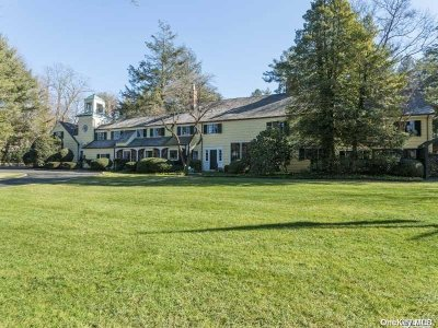 Nassau County Single Family Home For Sale: 867 Private Rd