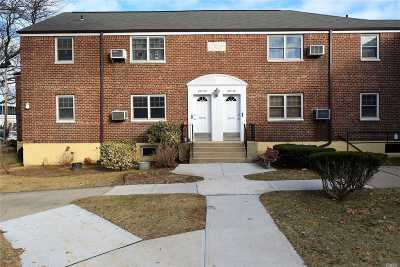 Little Neck, Douglas Manor, Douglaston Co-op For Sale: 255-22 61st Ave #1st Fl