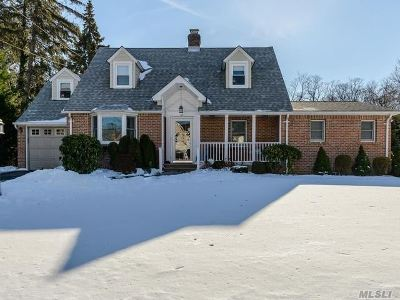 Port Washington Single Family Home For Sale: 149 Luquer Rd