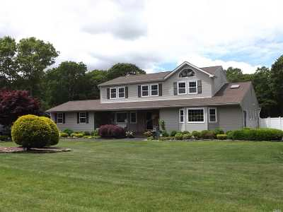 Single Family Home For Sale: 38 Carmen View Dr