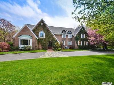Nassau County Single Family Home For Sale: 75 Coves Run