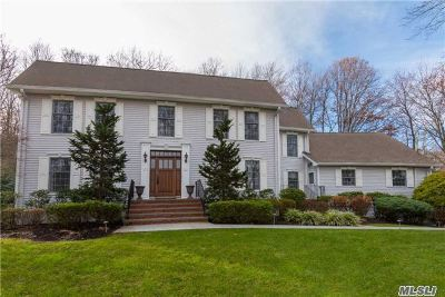 Nassau County Single Family Home For Sale: 1495 Laurel Hollow Rd