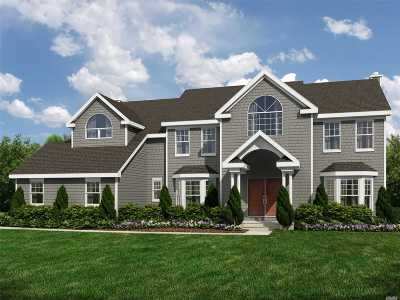 Greenlawn Single Family Home For Sale: Lot 33 Ln