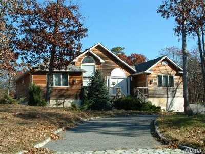 Hampton Bays Single Family Home For Sale: 12 Douglas Ct