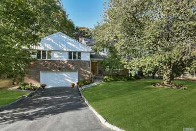 Roslyn Single Family Home For Sale: 43 Pool Dr