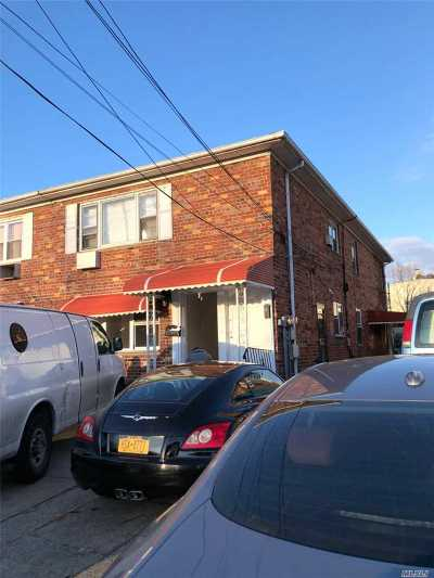 Woodhaven Multi Family Home For Sale: 74-25 Rockaway Blvd