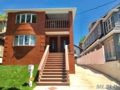 Queens County Multi Family Home For Sale: 45-39 149 St
