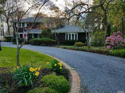 Smithtown Single Family Home For Sale: 14 South Lot Rd