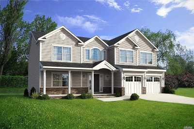 Nassau County Single Family Home For Sale: 81 Joyce Rd