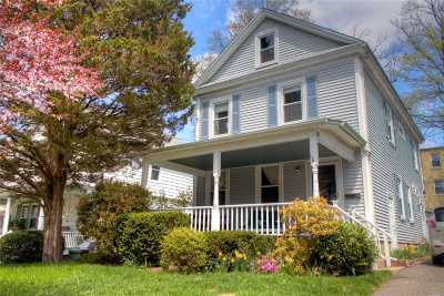 Port Washington Single Family Home For Sale: 95 Webster Ave