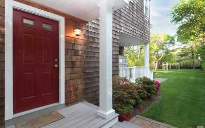 Quogue Single Family Home For Sale