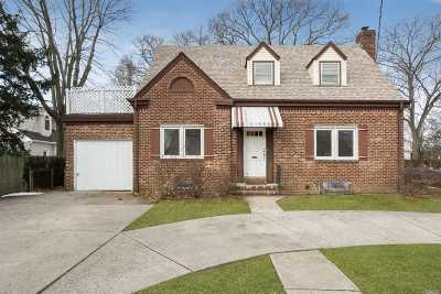 Nassau County Multi Family Home For Sale: 190 Brower Ave