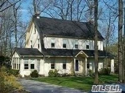 Nassau County Single Family Home For Sale: 12 Walnut Rd