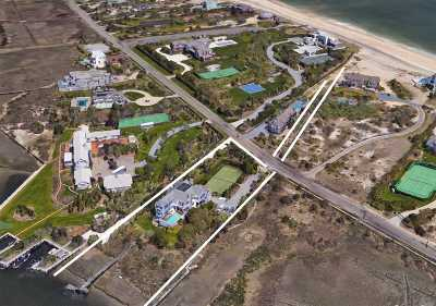 Quogue Single Family Home For Sale: 157 Dune Rd