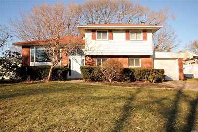Centereach Single Family Home For Sale: 7 Salem Rd