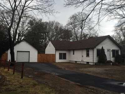 Brentwood Single Family Home For Sale: 7 W End Ave