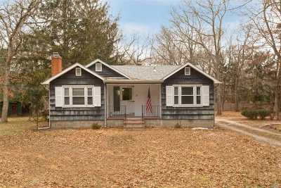 Medford Single Family Home For Sale: 23 Private Rd