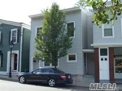 Port Jefferson Rental For Rent: 204 E Main St #B