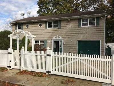 Copiague Single Family Home For Sale: 102 N Emerson Ave