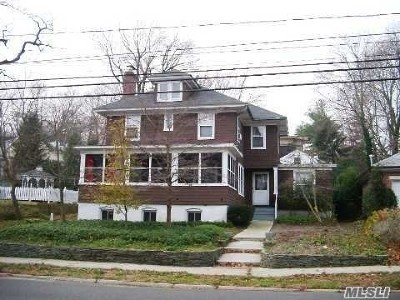 Port Jefferson Rental For Rent: 135 Barnum Ave
