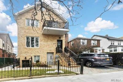 Rego Park Multi Family Home For Sale: 63-33 Alderton St