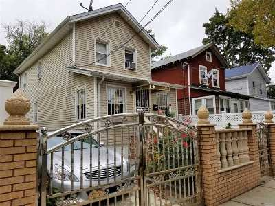 Queens County Single Family Home For Sale: 126-18 145th St