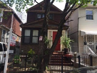 Woodside Multi Family Home For Sale: 40-21 73rd St