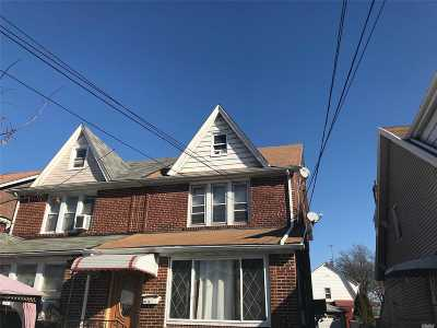 Queens County Multi Family Home For Sale: 111-19 133rd St