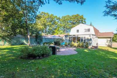 Huntington NY Single Family Home For Sale: $650,000