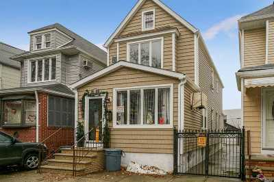 Queens County Multi Family Home For Sale: 65-23 80th Ave