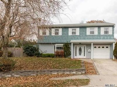 Huntington Sta NY Single Family Home For Sale: $459,000