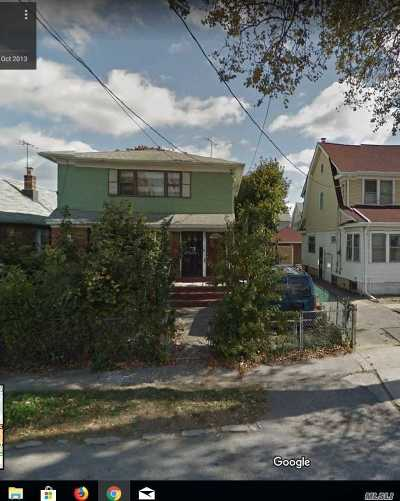 Queens County Multi Family Home For Sale: 109-63 134th St