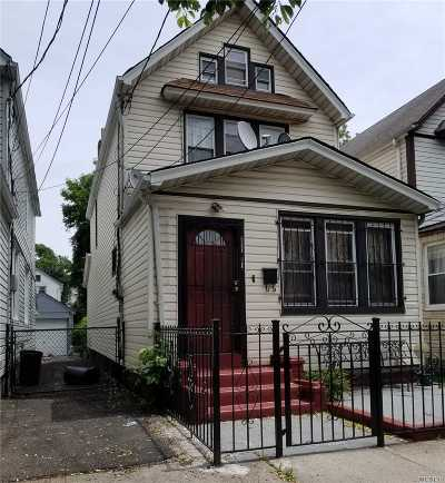 Queens County Single Family Home For Sale: 111-41 146th St