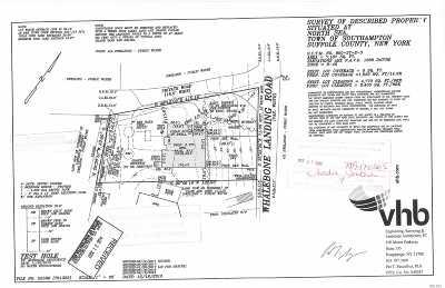 Southampton Residential Lots & Land For Sale: 61 Whalebone Landin Rd