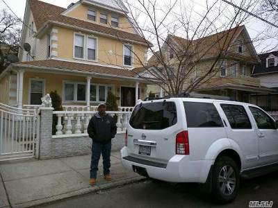 Queens County Multi Family Home For Sale: 89-32 115th St