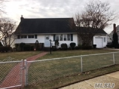 Nassau County Single Family Home For Sale: 118 Lambert Ave