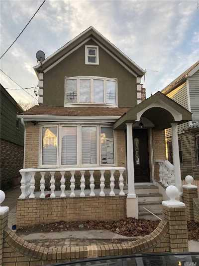 Queens County Single Family Home For Sale: 117-20 193 St