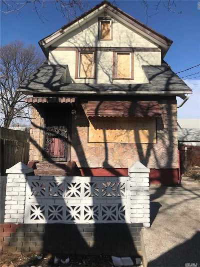 Queens County Multi Family Home For Sale: 164-61 109th Ave